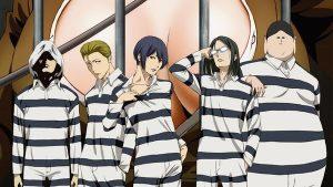 Manga Prison School